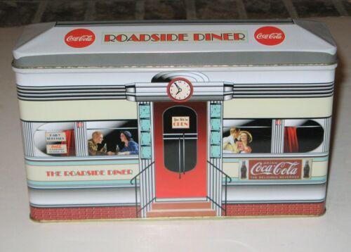 "Coca-Cola ""1996 Roadside Diner"" Tin"