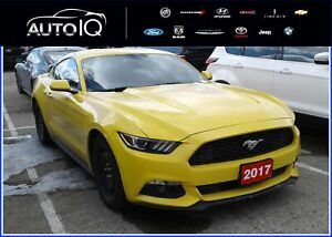 2017 Ford Mustang EcoBoost ONLY 34K KMS   REAR CAM