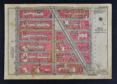 карты Северной Америки 1934 New York