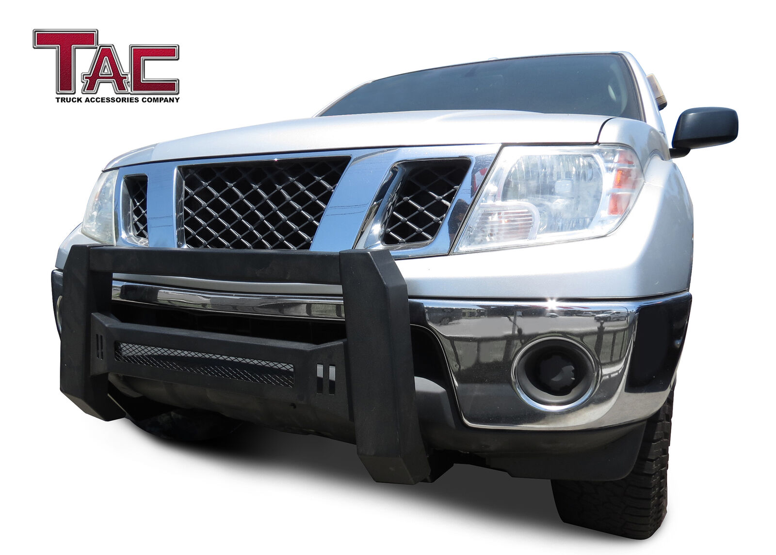 Details About Mesh Modular Bull Bar For 2005 2020 Nissan Frontier Grille Guard Front Bumper