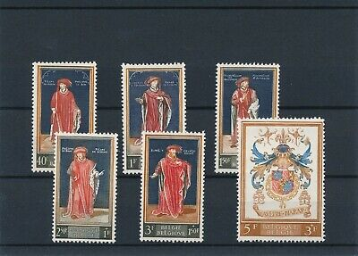 [909] Belgium 1959 good Set very fine MNH Stamps