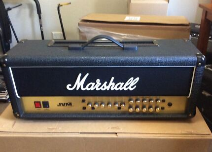 Marshall JVM205H Guitar Amplifier