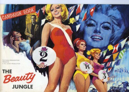 Beauty Jungle  – Ian Hendry , Janette Scott 1964