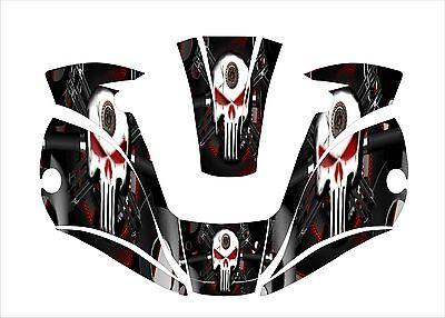 Miller Digital Elite 257213 Titanium Welding Helmet Wrap Decal Sticker Welder 6