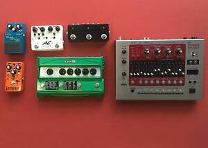 GUITAR PEDALS - ASSORTED (((PRICES DROPPED))) Richmond Yarra Area Preview