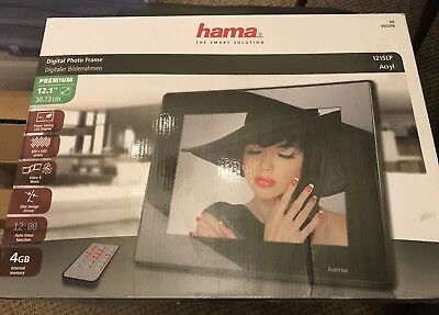 "Hama Digital Photo Frame 12.1"" 121SLP"