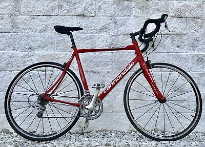 a89955935b1 Cannondale Synapse 58cm, 2x9, 700C Racing Road Bike w/ Full Tiagra + Carbon  Fork