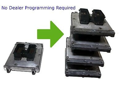 Saab 9-3 or 9-5 ECU replacement Trionic 7 Programmed To Your Car ECM NO CORE