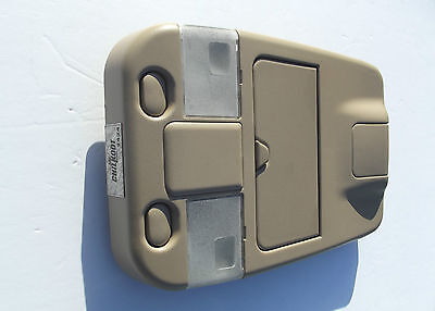 1997-2004 Nissan Pathfinder Chilkoot Edition Roof Dome Map light Sunglass Holder