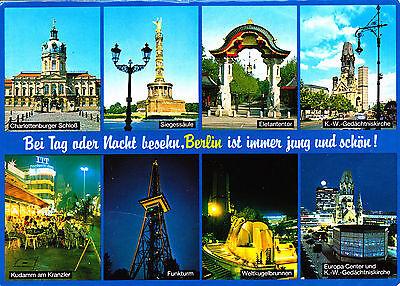 Berlin ; Ansichtskarte , gelaufen