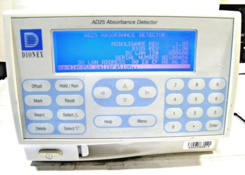 Dionex AD25 HPLC Absorbance Detector