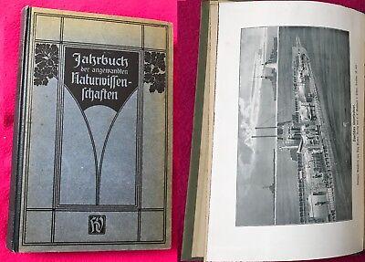 Jahrbuch der angewandten Naturwissenschaften 1914 - 1919 Joseph Plaßmann 30 Jahr
