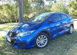2016 HONDA CIVIC - ONE MONTH OLD, 11 MONTHS REGO, 5000KM, +EXTRAS Reedy Creek Gold Coast South Preview