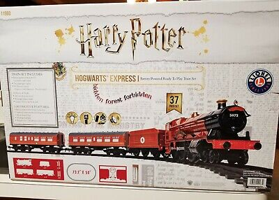 Lionel Potter's Hogwarts Express Ready to Play Train Set~Battery/Remote Control