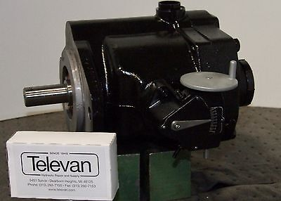 Vickers Hydraulic Piston Pump Model Pvb 10 Rdy 30 H 10  Pvb10