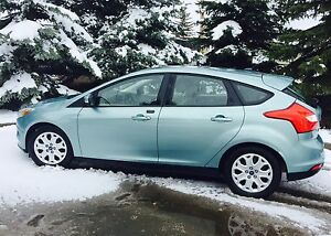 2012 Ford Focus - LOW MILEAGE!