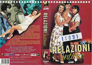 RELAZIONI-INTIME-1995-vhs-ex-noleggio