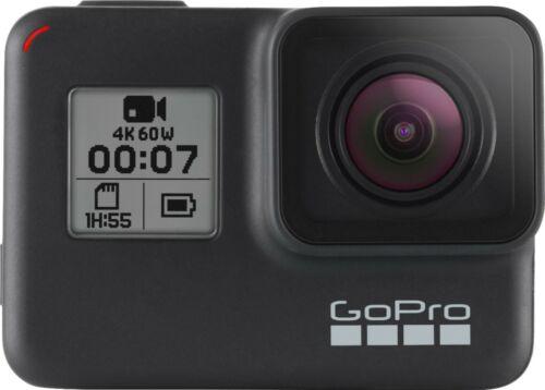 GoPro HERO7 Black Live Streaming Action Camera - Black