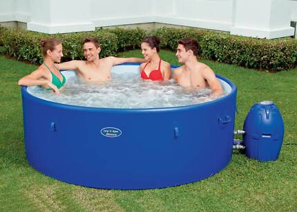 Call us to c b4 u Buy, Lay-Z-Spa - Inflatable Spa with Pump . Sydney City Inner Sydney Preview