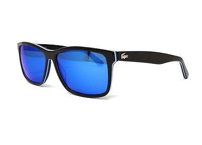 LACOSTE Sunglasses L705S 234 Brown-Blue Rectangle Men's 57x13x140