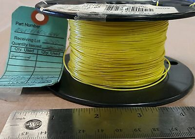 515 Ft M168784bde4 Yellow Cable Wire 26awg 19 Strand 38awg 600v