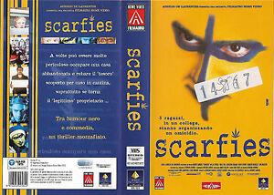 SCARFIES-1999-vhs-ex-noleggio