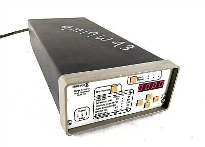 Endevco 133 Piezoelectric Isotron Remote Charge Converter Signal Conditioner