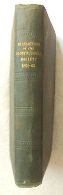 Transactions of the Odontological Society of Great Britain- Vol. III 1861-62-63