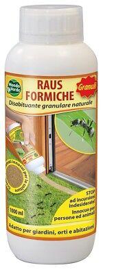 Repellente In Polvere Per Formiche Disabituante Naturale Da 1 Litro 1000ML