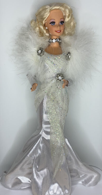 FAO Schwarz Silver Screen - 11652. Long Rooted Eyelashes. Never Played With, OOB