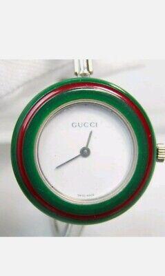 VINTAGE Gucci Bezel Watch Change 11 / 12.2L 1940384 Used Authent