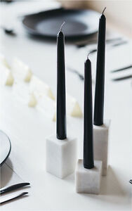 Marble Cube Candleholders for hire Rosanna Banyule Area Preview