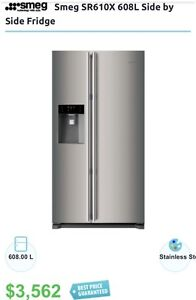 Smeg plumbed fridge never used Colo Vale Bowral Area Preview