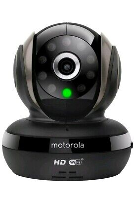 Brand New Motorola Scout83 Wi-Fi HD Pet Monitor, Black.