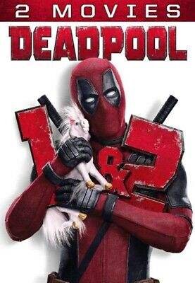 Deadpool 2 Movie Collection HDX VUDU INSTAWATCH no physical disk