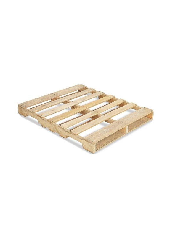 48x40 Wooden Pallets (10 Pcs)