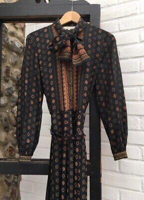 Vintage Horrockses 70s Dress 10