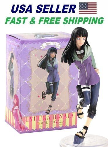 Anime Naruto Shippuden Hinata Hyuga PVC Action Figure