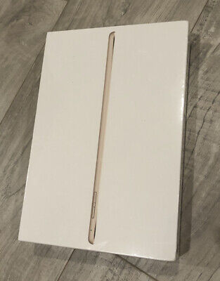 Brand New and Factory Sealed Apple iPad mini 4 128GB, Wi-Fi, 7.9in - Gold