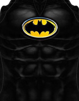 Batman Tim Burton (1989) Costume Pattern - Tim Burton Costumes
