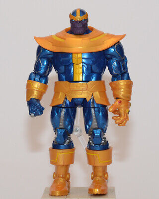 "Marvel Legends 6"" Inch Walmart Infinity War Comic Thanos Loose Complete"