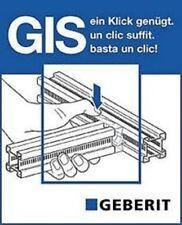 Geberit GIS Profil , Winkel, Schrauben, Montageelemente Bad Trockenbau