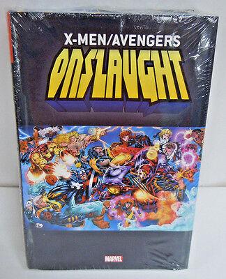 X-Men & Avengers Onslaught Omnibus Magneto HC Hard Cover Brand New Sealed $125
