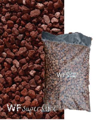 Lapillo vulcanico rosso 3/5 in sacchi da 33 lt. - sassi pacciamatura giardino