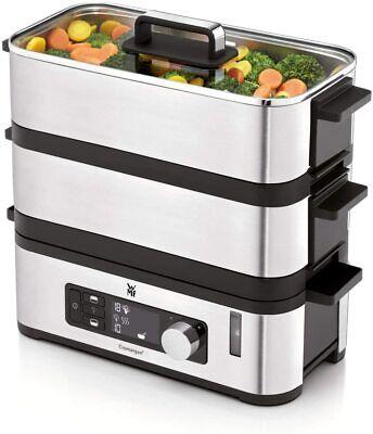WMF Kitchenminis Vaporera 900 W Multifuncional Cocina al vapor Pasta Arroz Sopas