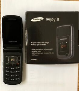 Samsung Rugby 2 - (Military Spec Certified)