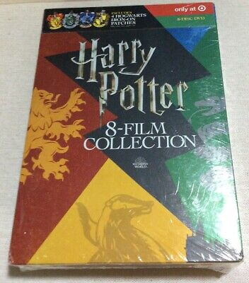 Harry Potter: 8-Film Collection DVD Brand New Sealed
