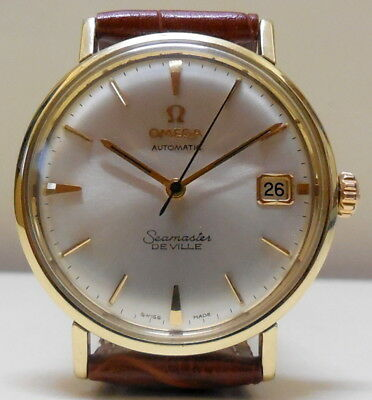 Omega seamaster de ville automatic 1961 - Vintage Swiss Watch