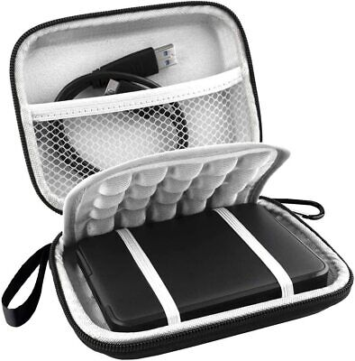 Lacdo Hard Drive Carrying Case For Western Digital Wd My Passport Ultra Elements