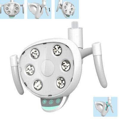 Us Coxo Dental Led Oral Light Induction Lamp 6 Led Light Cx249-23 For Unit Chair